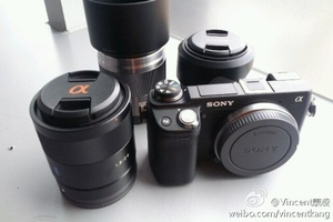 NEX-6 leaked image