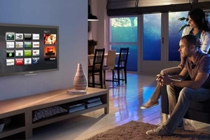 Philips Smart TV press shot