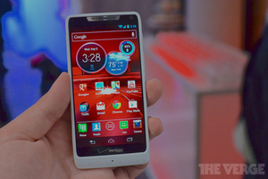 Gallery Photo: Droid RAZR M hands-on pictures