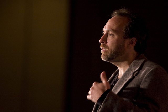 jimmy wales (flickr)