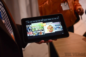 Gallery Photo: Amazon 8.9-inch Kindle Fire HD hands-on pictures