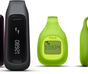 Fitbit zip and fitbit one