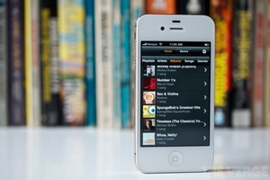 Amazon Cloud Player iOS