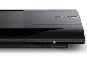 Super slim PS3