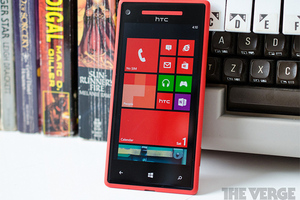 HTC 8X Hero