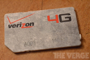 Verizon 4G LTE SIM Card (1020)