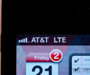 iPhone LTE
