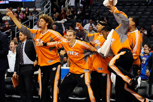 Suns bench will rock it again