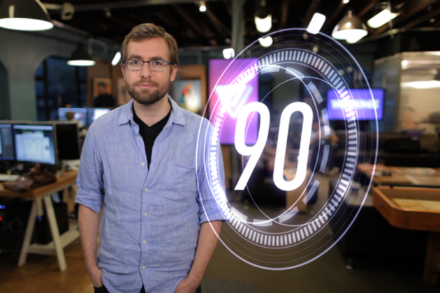 90 Seconds on The Verge: Monday, September 24th, 2012 (video)