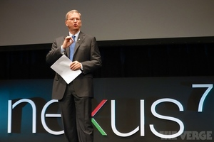 eric schmidt nexus