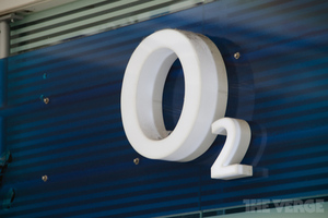 O2 de Germany logo (STOCK)