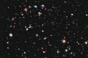 Hubble eXtreme Deep Field (HXDF)