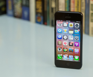 Gallery Photo: iPhone 5 review pictures