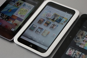Barnes &amp; Noble Nook HD