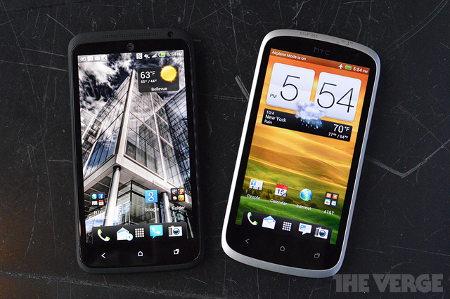 Gallery Photo: HTC One VX and One X+ AT&T hands-on pictures