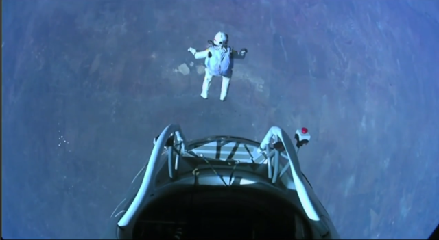 Baumgartner jump