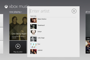Xbox Music Enter Artist EMBARGOED
