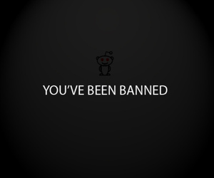 youve been banned