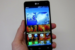Gallery Photo: LG Optimus G for Sprint photos