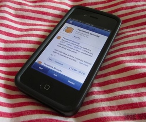 facebook security iphone