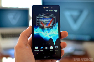 Xperia ion