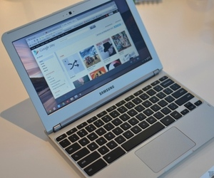 Gallery Photo: New Samsung Chromebook hands-on photos