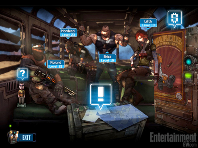 Borderlands legends - ENTERTAINMENT WEEKLY