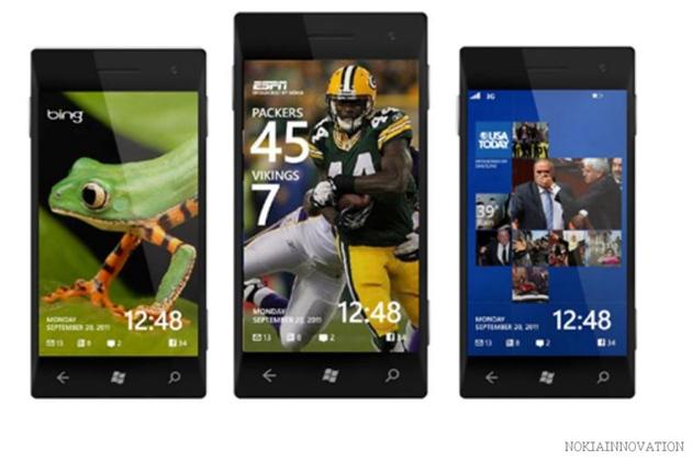 Live Wallpaper rumor (Nokia Innovation)