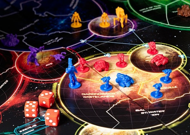StarCraft Risk