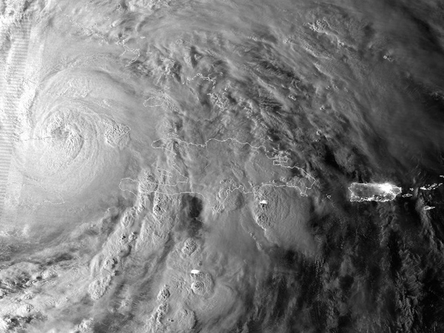 NASA Hurricane Sandy