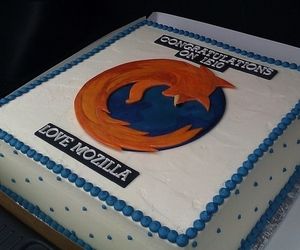 Firefox IE 10 cake