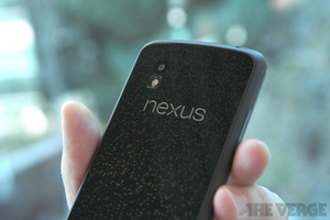 Gallery Photo: Nexus 4 hands-on photos