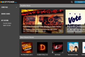 Stitcher Web App