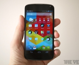 Gallery Photo: Hands-on with the Nexus 4