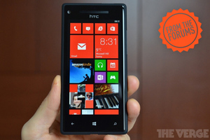 Windows Phone 8X FROM THE FORUMS