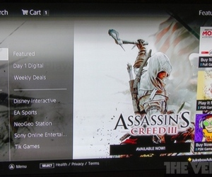 PlayStation Store redesign 1