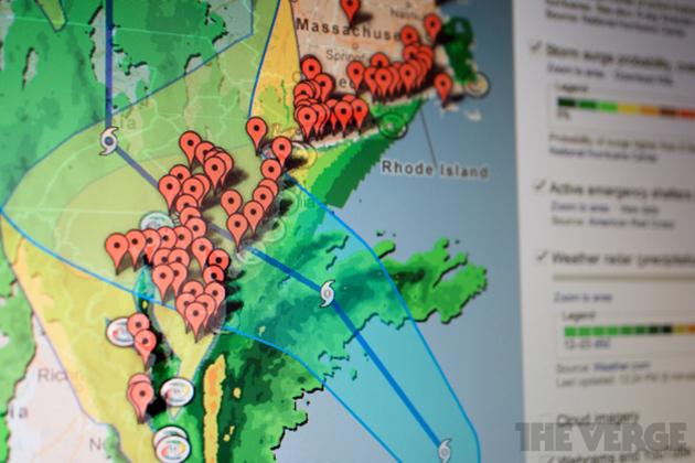 google crisis map sandy stock 1020