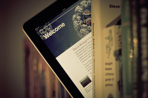 ipad books flickr