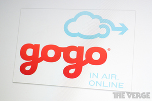 GoGo In-flight Wi-FI logo (STOCK)