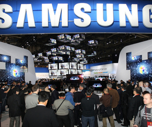 samsung ces 2012 (flickr)