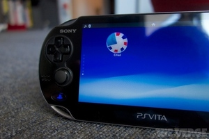 ps vita email