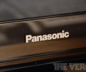 Panasonic TV logo (1020)