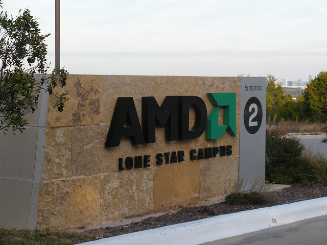 FLICKR AMD Lone Star Campus