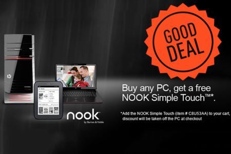 nook simple good deal