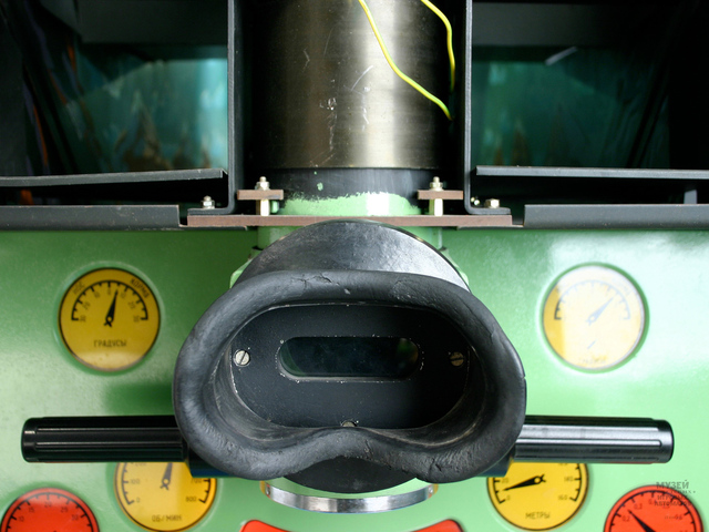 Morskoi Boy arcade machine