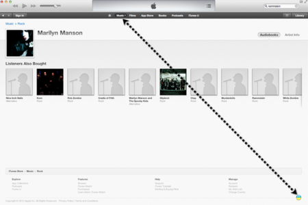 iTunes int