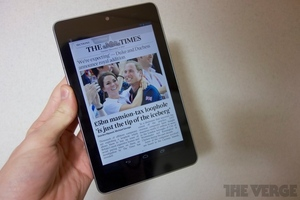 the times nexus 7