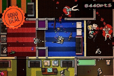 Hotline Miami Good Deal