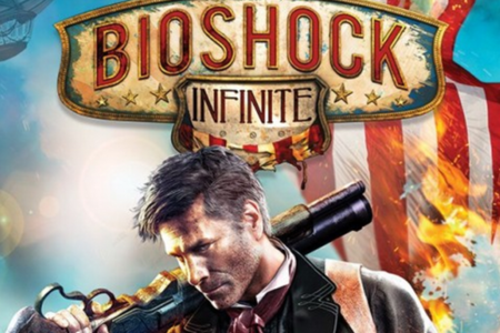 bioshock infinite box art