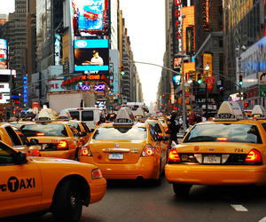 taxis nyc